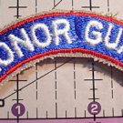 HONOR GUARD TAB COLOR PATCH NEW