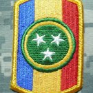 30th ARMORED BRIGADE PATCH FULL COLOR NEW
