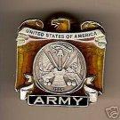 AMERICAN LEGION ARMY LAPEL PIN