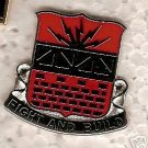 216TH ENGINEERS BATTALION DUI DI CREST INSIGNIA