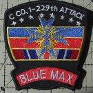 1st BTLN 229th ATTACK HELO RGT 18TH ABN C CO BLUE MAX