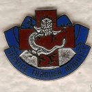 28TH COMBAT SUPPORT HOSPITAL DUI CREST INSIGNIA