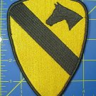 1ST CAVALRY DIVISION COLOR PATCH INSIGNIA