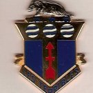 128TH INFANTRY DUI CREST DISTINCTIVE UNIT INSIGNIA