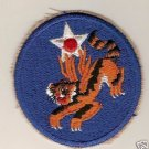 14TH ARMY AIR FORCE COLOR PATCH INSIGNIA WWII
