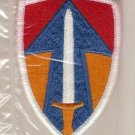 2ND FIELD FORCE COLOR PATCH INSIGNIA VIETNAM