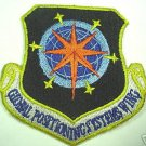 AIR FORCE AF GPS WING COLOR PATCH INSIGNIA