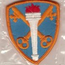 FOREIGN INTELLIGENCE COMMAND COLOR PATCH INSIGNIA