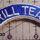 DRILL TEAM TAB COLOR PATCH NEW