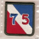 75TH INFANTRY DIVISION COLOR PATCH INSIGNIA