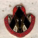 653RD SUPPORT GROUP DUI DI CREST INSIGNIA