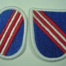 4TH SPECIAL OPERATIONS SUPPORT COMMAND FLASH AND OVAL
