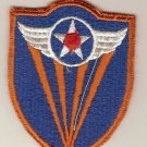4TH ARMY AIR FORCE COLOR PATCH INSIGNIA WWII