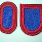 3RD BRIGADE COMBAT TEAM 82ND AIRBORNE FLASH AND OVAL