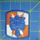 35TH SIGNAL BRIGADE COLOR PATCH INSIGNIA