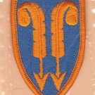 22ND SUPPORT BRIGADE COLOR PATCH INSIGNIA