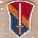 1ST FIELD FORCE COLOR PATCH INSIGNIA VIETNAM