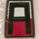 1ST ARMY COLOR PATCH INSIGNIA
