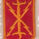 17TH ARTILLERY BRIGADE COLOR PATCH INSIGNIA