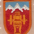 169TH FIELD ARTILLERY BRIGADE COLOR PATCH INSIGNIA