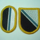 14TH MILITARY INTELLIGENCE BATTALION C FLASH AND OVAL
