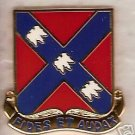 134TH FIELD ARTILLERY REGIMENT DUI DI CREST INSIGNIA