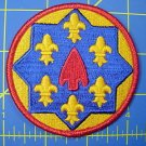 115TH SUPPORT GROUP COLOR PATCH INSIGNIA