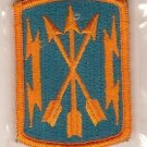 SOLDIERS MEDIA CENTER COLOR PATCH INSIGNIA