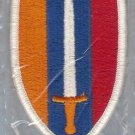 U.S. FORCES IN VIETNAM COLOR PATCH INSIGNIA