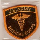 ARMY BRANCH OF SERVICE MEDICAL CORPS COLOR PATCH