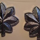 ARMY RANK INSIGNIA OFFICER LIEUTENANT COLONEL 1 PAIR