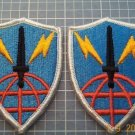 ARMY INFO SYSTEMS ENGINEER COMMAND INSIGNIA PATCHES