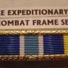 AF EXPEDITIONARY SVC W/COMBAT SVC RBN FRAMED AIR FORCE