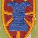 7TH TRANSPORTATION BRIGADE COLOR PATCH INSIGNIA
