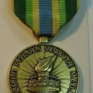 ARMED FORCES SERVICE MEDAL F/S NEW NR !!