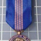 ARMY ACHIEVEMENT FOR CIVILIAN SVC MINI MEDAL
