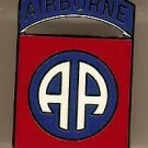 82ND AIRBORNE DUI DI CREST DISTINCTIVE UNIT INSIGNIA