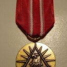 MERCHANT MARINE ATLANTIC WAR ZONE MINI MEDAL NEW