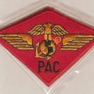 MARINE CORPS PACIFIC AIRWING HQ COLOR PATCH INSIGNIA