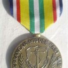 MERCHANT MARINE WAR ZONE MEDAL F/S NEW