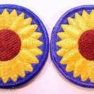 KANSAS ANG FULL COLOR S/S PATCHES INSIGNIA QTY 2
