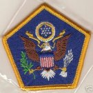 HEADQUARTERS COMPANY ARMY PATCH COLOR INSIGNIA