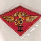MARINE CORPS 3RD AIRWING COLOR PATCH INSIGNIA