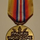 MERCHANT MARINE PACIFIC WAR ZONE MINI MEDAL NEW