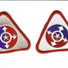 INDIVIDUAL READY RESERVE PATCHES, INSIGNIA, QTY 2