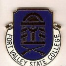 FORT VALLEY STATE COLLAGE DUI CREST INSIGNIA