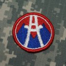 2nd Logistical Command Color Patch