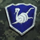 258th Infantry Brigade Color Patch Vietnam Era NOS
