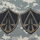 Space Command Subdued patch lot of 2