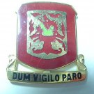 204th Air Defense Artillery Regiment DUI Crest Insignia
